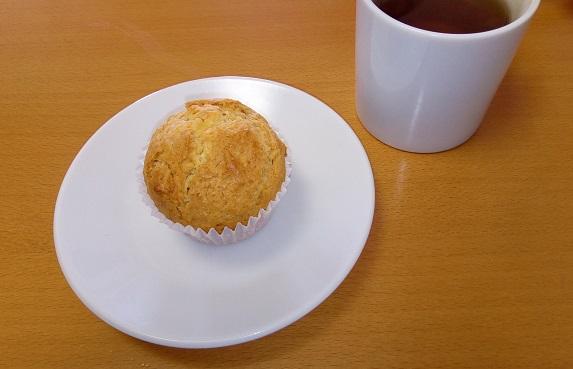 【バターなし】簡単!ココナッツマフィン