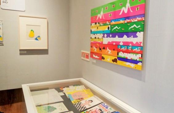 世田谷文学館でやっている「イラストレーター安西水丸展」でポストカードを購入、『アルネ』や『暮らしのおへそ』を読み返した